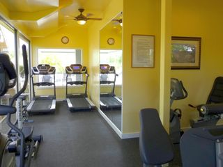 Princeville condo photo - Air-conditioned Fitness Room in the Recreation Building is free to guests!