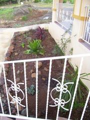 Guayama house photo - Front flower garden