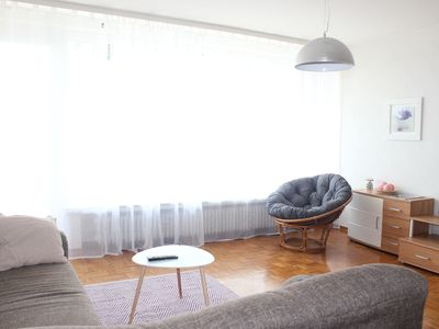 Spacious apartment in a quiet and central location in Kassel