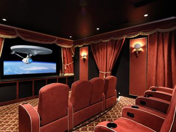 Roberts Audio Video Theater