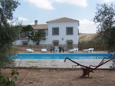 Priego de Cordoba cottage rental