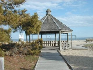 Yarmouth house photo - Great Family Beaches, Gazebo & Playground - Parker's River Beach