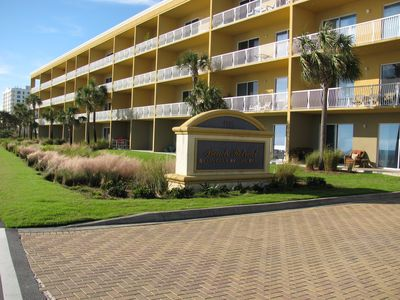 Beach Retreat Condo 411 Top Floor With Direct Gulf Views