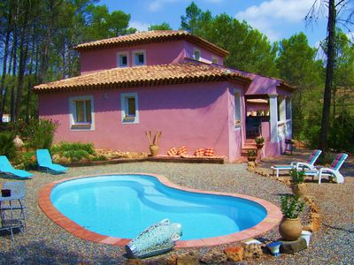 GREAT HOLIDAY HOME IN FRENCH RIVIERA'S COUNTRYSIDE CLOSE TO BEACHES