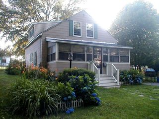 Front of Cottage - Old Orchard Beach house vacation rental photo