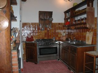 Fiesole villa photo - Kitchenette