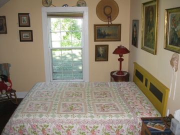 This is called The Magic Room. One of four large bedrooms with Queen beds.