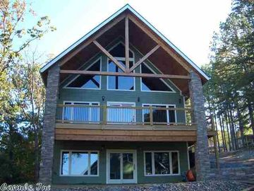 Greers Ferry Lake cabin rental - Cabin, top unit