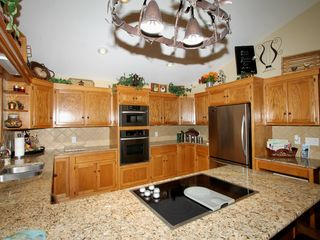 Hot Springs Village house photo - Fully updated kitchen with all the cooking utensils