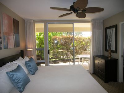 Lovely Lanai off the bedroom unit G103
