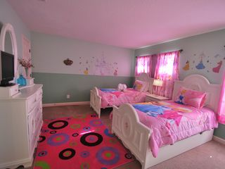 Kissimmee house photo - Girls Room