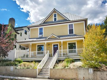 Old Town house rental - 421 Park Avenue - Walk to ski access to the town lift ski run and main street