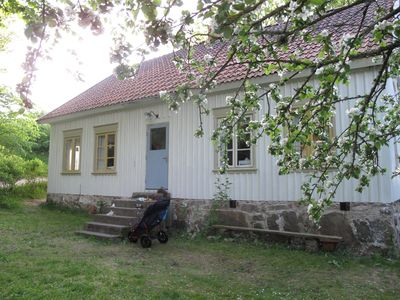 Traditional Cottage In The Archipelago