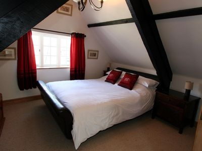 Looe house rental - The Admiral's Room