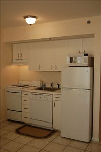 Immaculate upgraded kitchen for your convenience