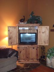 Enjoy the New Flat Screen TV! - Willis house vacation rental photo