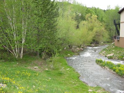 Beautiful Spearfish Creek