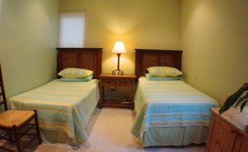4Th Bedroom Guest/Maids, 2 twin beds