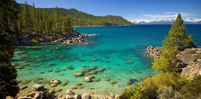 Your own secluded cove on the East Shore of Lake Tahoe