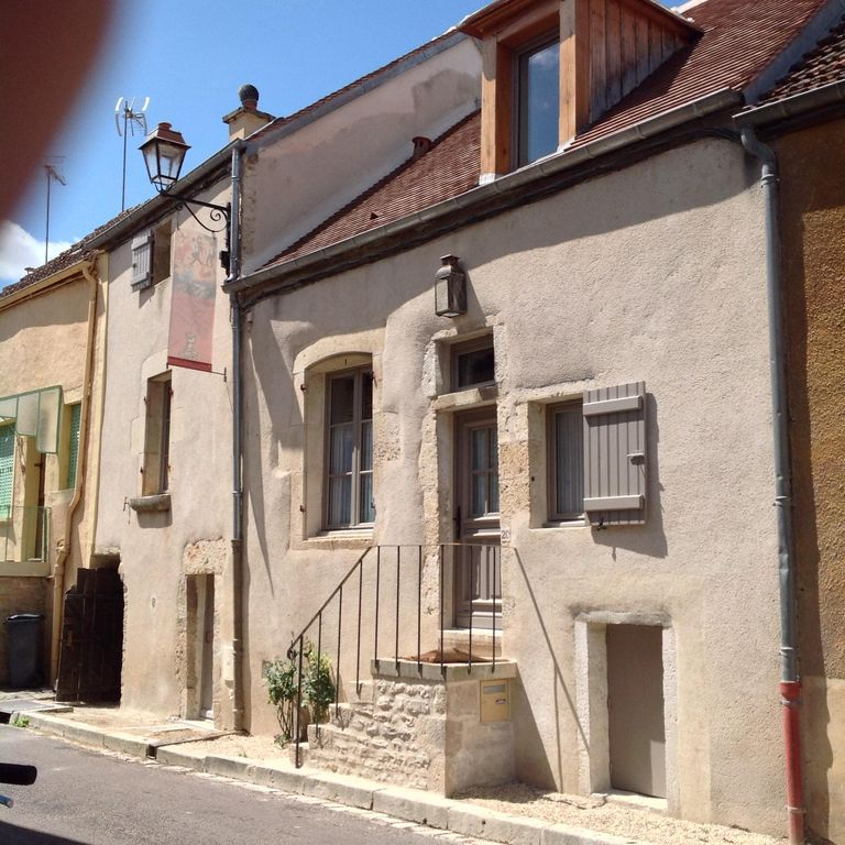 THE RENAISSANCE GITE OF CHARM IN A MEDIEVAL VILLAGE