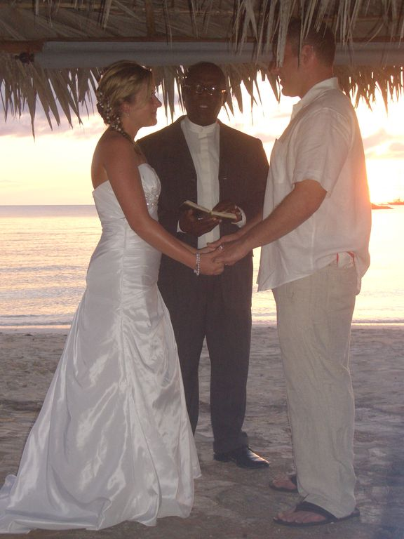 Amazing and beautiful sunset beach weddings and engagements are unforgetable! .
