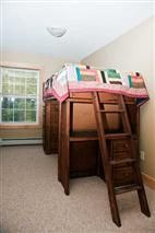Rangeley Lake house photo - Second floor walk-thru single bunk