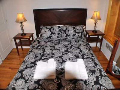 Central Park North apartment rental - 1 Bedroom queen size bed