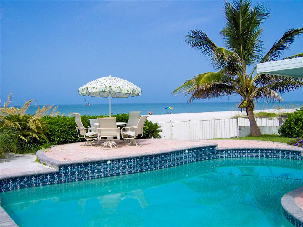 Beachfront Home with Private Pool and... - HomeAway ...