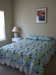 Carolina Beach townhome photo - Bedroom 1