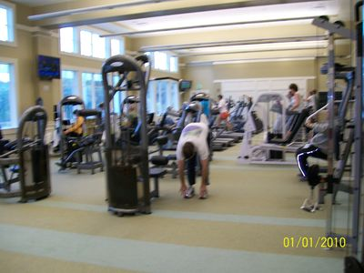 Lake House - Fitness Center