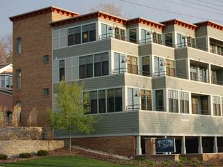 Grand Haven condo photo - Condo is top floor with 3 balconies!