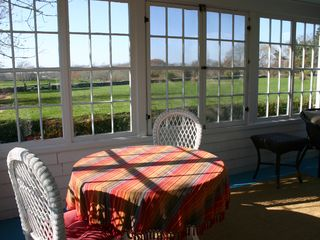 Little Compton house photo - Sun Porch