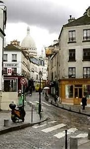 Montmartre to rue Lepic