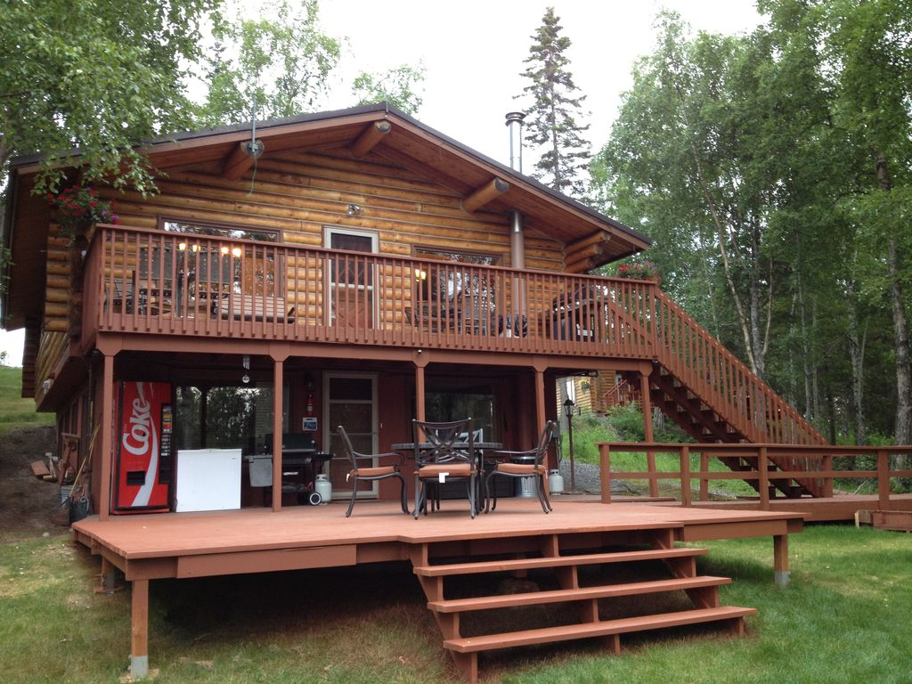 Tiny House Vacation Rentals Beautiful Lakefront Lodge Home And Cabin Vrbo