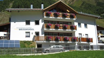 Newly built Residence Garni in the heart of Langtauferertales am Reschenpass.
