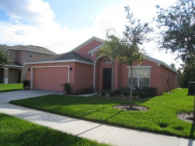 AUG/SEPT/OCT SPECIALS!NEAR DISNEY, PRIVATE SCREENED HEATED POOL/CONSERVATION LOT