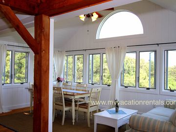Sun Room Dining Area