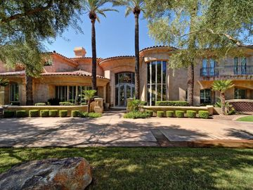 Paradise Valley house rental - Front View