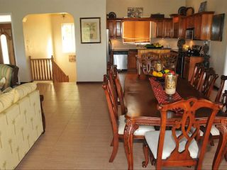 Dining Room - Marigot Bay villa vacation rental photo