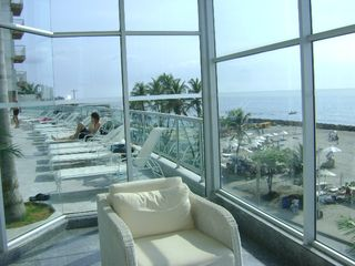 Bocagrande apartment photo - Relax from lobby great view