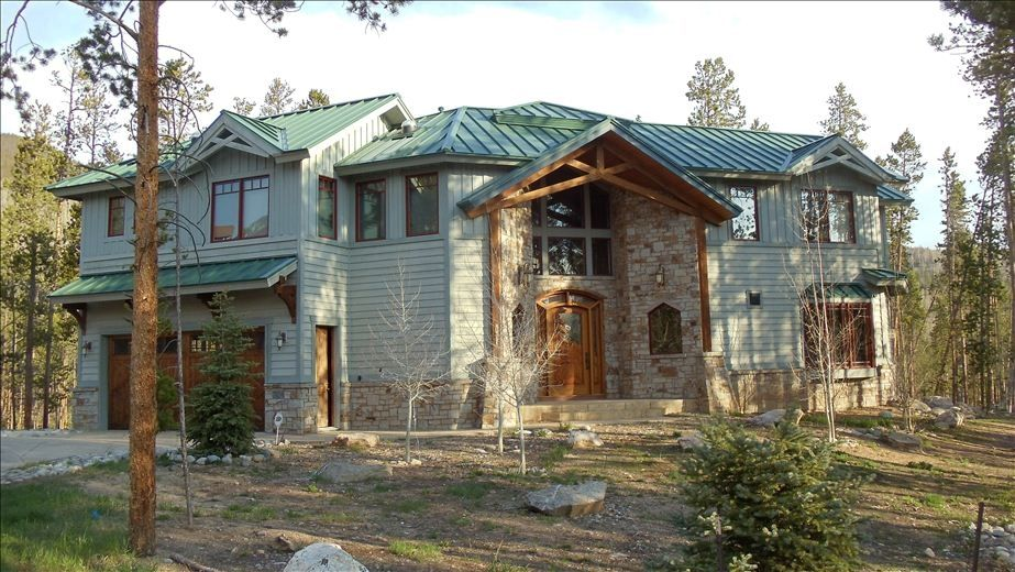 Beautiful Custom Built Mountain Home Vrbo