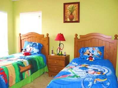 Mickey Theme Room