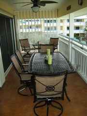 St. Croix condo photo - Outdoor Dining Area