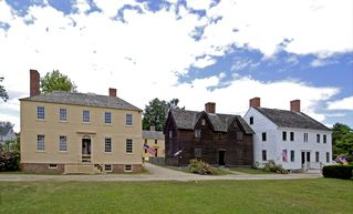 Portsmouth house photo - Visit historic Strawbery Banke Museum for a walk through 400 years of history
