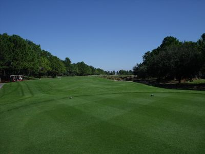 17th Tee and Fairway