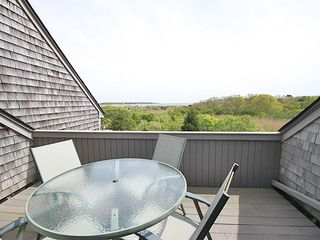 Hyannis - Hyannisport condo photo - rooftop deck overlooks the ocean