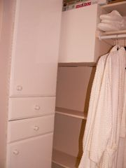 Ottawa condo photo - Pantry for clothing Armoire pour linge