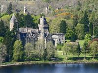 Exclusive, luxury lakeside holiday apartments in St Benedicts Abbey, Loch Ness