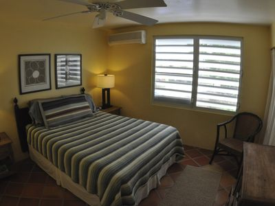 Vieques Island house rental - 3rd Bedroom Queen Bed