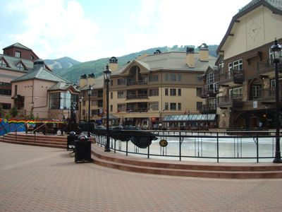 Ice Skating Rink - Village Center